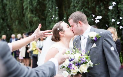 Sandford Springs Hotel, Berkshire wedding photography || Dan & Heather|