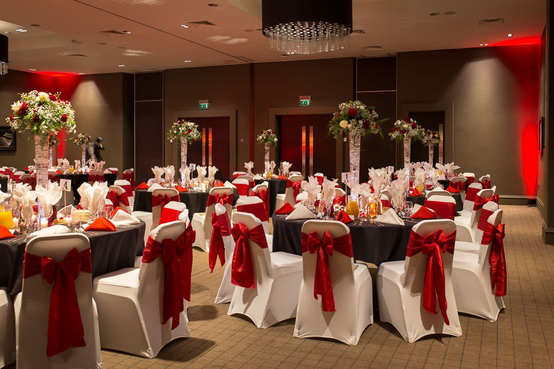 The Village Hotel in Farnborough, wedding venue in Hampshire