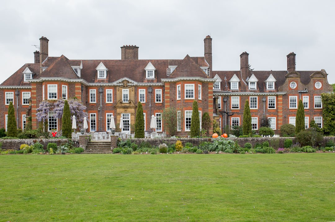 Barnett Hill Hotel, wedding venue near Guildford in Surrey