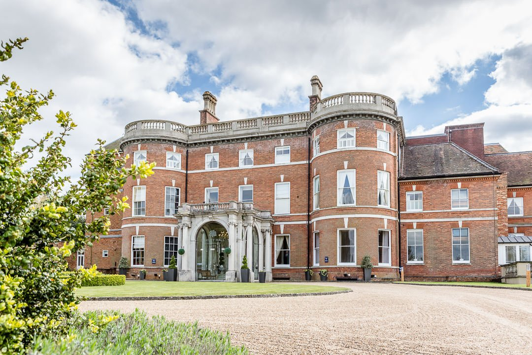 Oakley Hall, wedding venue near Basingstoke in Hampshire
