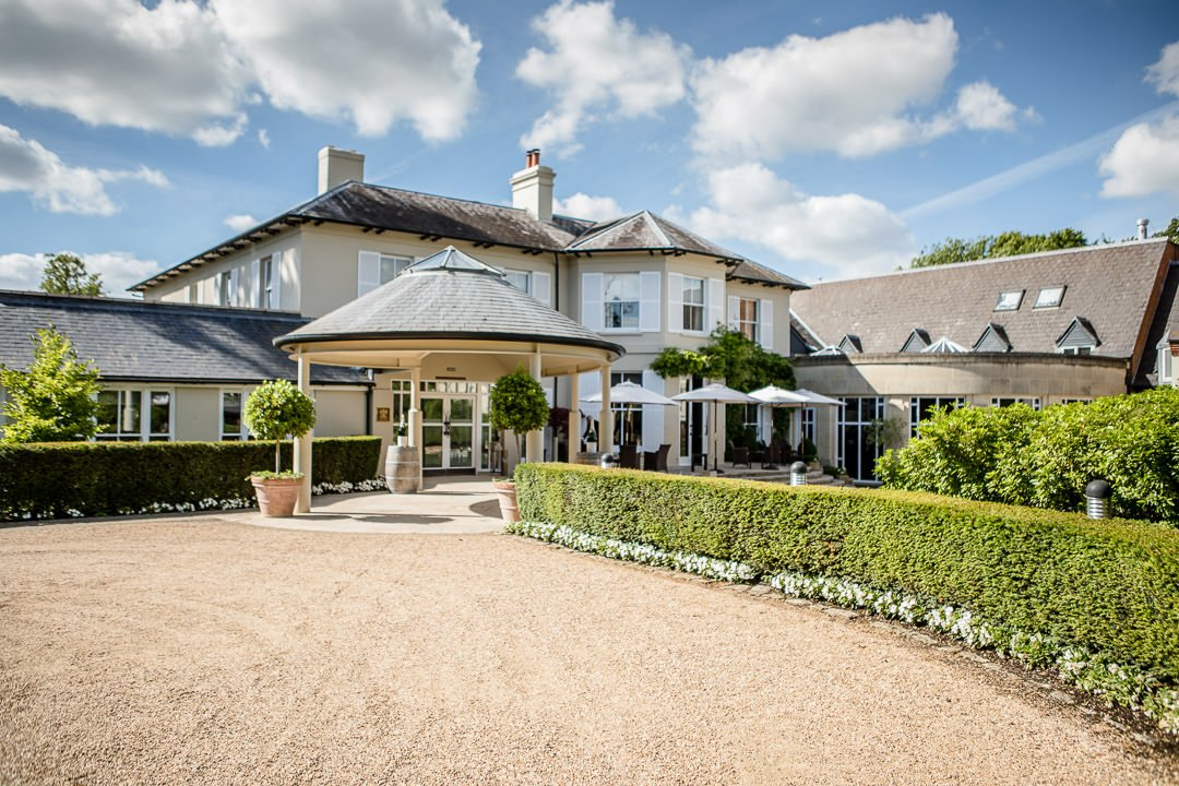The Vineyard Hotel in Stockcross, wedding venue near Newbury in Berkshire