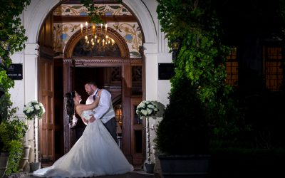 Frimley Hall Hotel, Surrey wedding photography || Scott & Siobhan