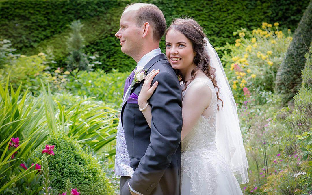 Summer wedding in Woking – Rob and Emma's Surrey wedding