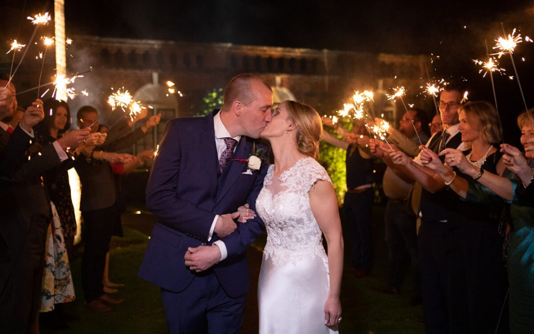Autumn wedding at the Elvetham – David and Helen's Hampshire wedding