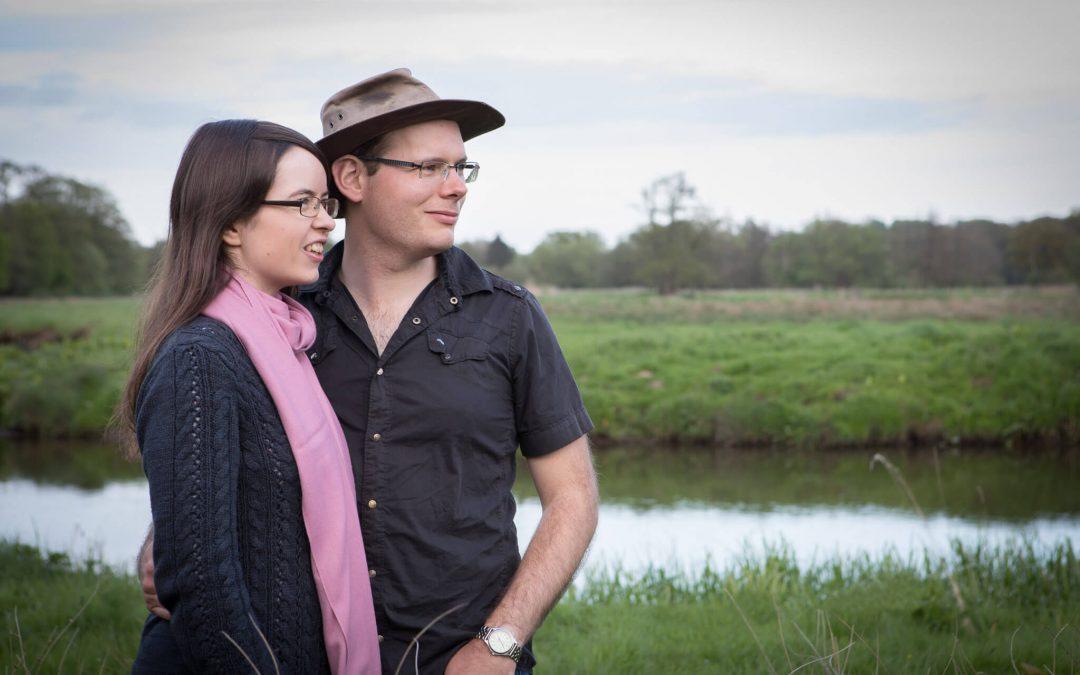 Thundry meadows engagement photography – Rob & Emma's pre wedding shoot
