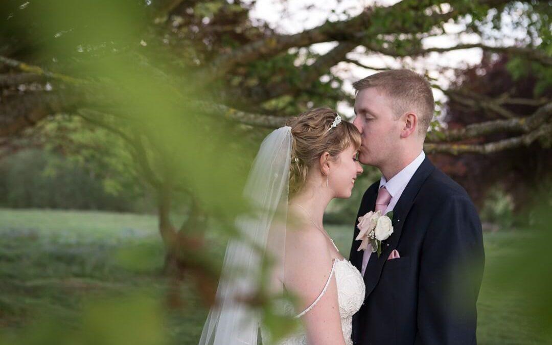 Beautiful May wedding at Highfield Park