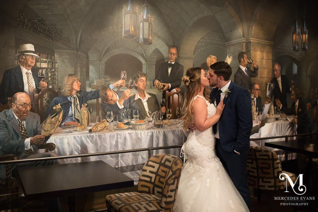 The Vineyard Berkshire wedding venue